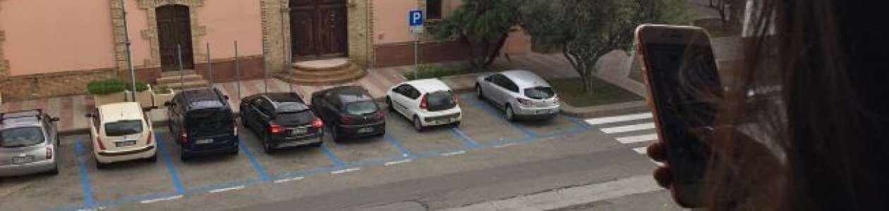 """A Quartu arriva la sosta """"smart"""": il parcheggio si paga con l'app"""